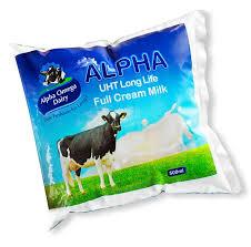 無菌直立式袋式包裝機<br>Pouch Style Vertical Aseptic Packing Machine for Dairy Products 1