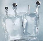 醫療軟袋及注射頭<br> PVC and non-PVC Medical Bags and Relative Components for Solution Package, CAPD, Blood Bag… 1