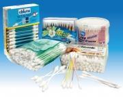 Eurosicma 歐洲司馬 自動棉棒生產設備<br>Automatic Cotton Swabs Process Line 1