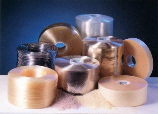 醫療膜材、管材、及酯粒<br> Medical Grade Plastic Film, Tube and Granule for Injected Devices 1