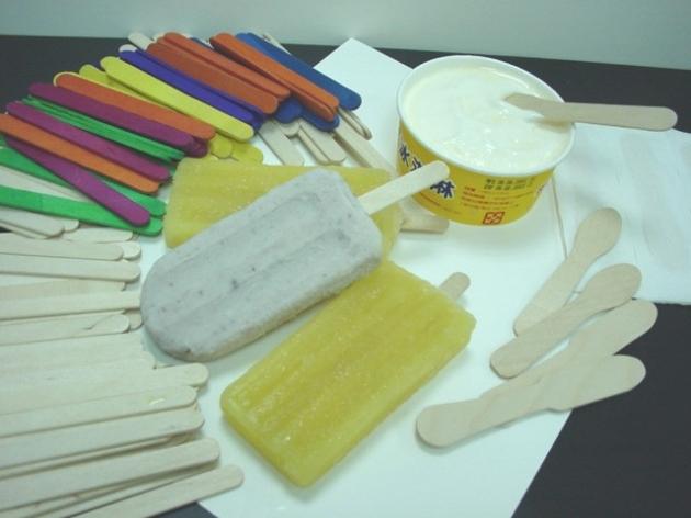 冰棒棍/冰匙<br> Ice Cream stick and Spoon 1